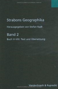 Abbildung von Strabo / Radt   Strabons Geographika, Band 2   2003