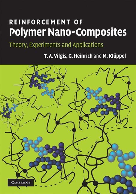 Reinforcement of Polymer Nano-Composites | Vilgis / Heinrich / Klüppel, 2009 | Buch (Cover)