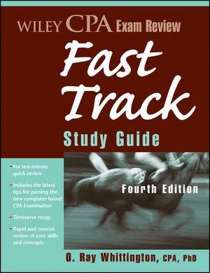 Abbildung von Whittington | Wiley CPA Exam Review Fast Track Study Guide | 4. Auflage | 2008