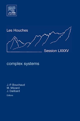 Abbildung von Complex Systems | 2007 | Lecture Notes of the Les Houch... | 85