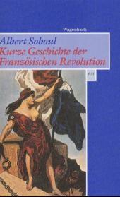 Abbildung von Soboul | Kurze Geschichte der Französischen Revolution | 2010