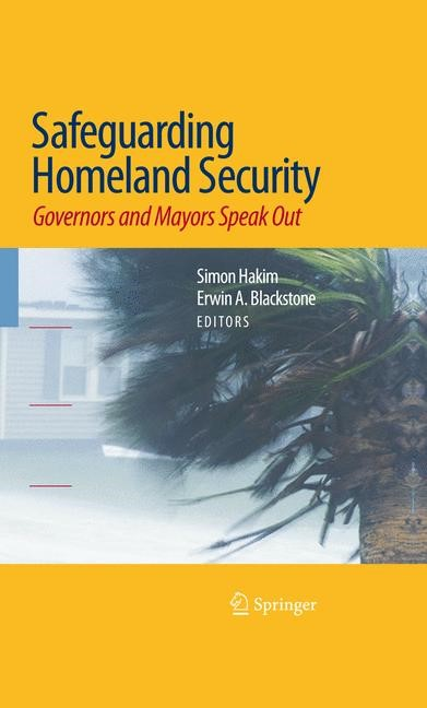 Abbildung von Hakim / Blackstone | Safeguarding Homeland Security | 1st Edition. | 2009