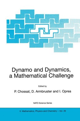 Abbildung von Chossat / Armbruster / Oprea | Dynamo and Dynamics, a Mathematical Challenge | 2001 | Proceedings of the NATO Advanc... | 26