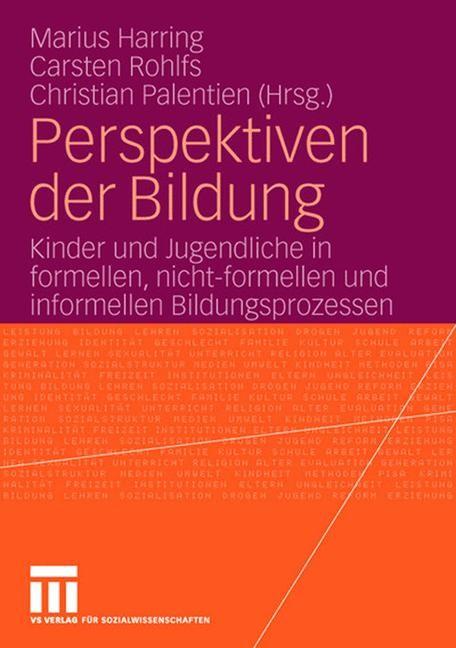 Abbildung von Harring / Rohlfs / Palentien | Perspektiven der Bildung | 2007