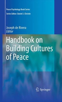 Abbildung von de Rivera | Handbook on Building Cultures of Peace | 2008
