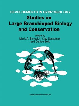 Abbildung von Simovich / Sassaman | Studies on Large Branchiopod Biology and Conservation | 1. Auflage | 1998 | 125 | beck-shop.de