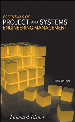 Abbildung von Eisner | Essentials of Project and Systems Engineering Management | 2008