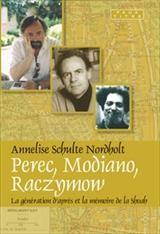 Abbildung von Schulte Nordholt | Perec, Modiano, Raczymow | 2008