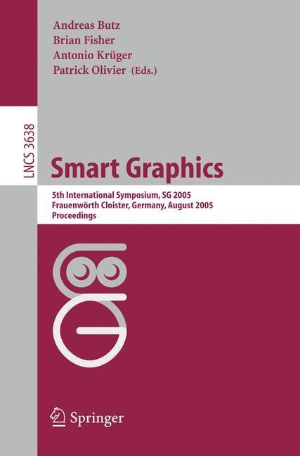 Abbildung von Butz / Fisher / Krüger / Olivier | Smart Graphics | 2005