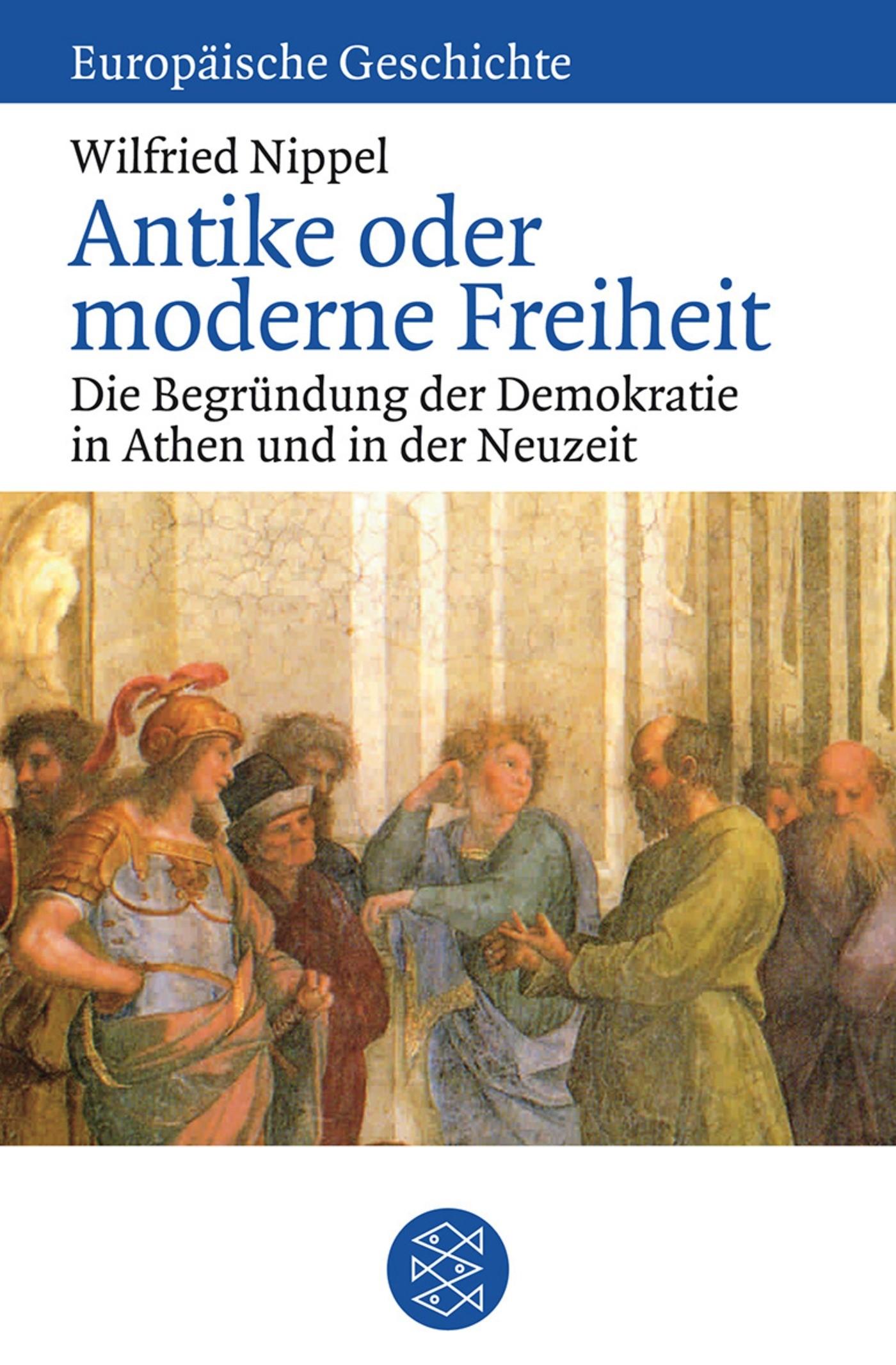 Abbildung von Nippel | Antike oder moderne Freiheit | 1. Auflage | 2008