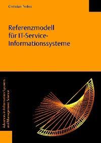 Abbildung von Probst | Referenzmodell für IT-Service-Informationssysteme | 2003