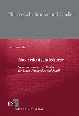 Abbildung von Arendt   Niederdeutschdiskurse   2010   Spracheinstellungen im Kontext...   224
