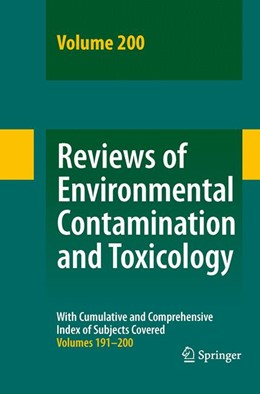 Abbildung von Whitacre | Reviews of Environmental Contamination and Toxicology 200 | 2009