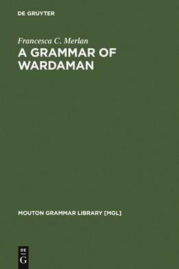 Abbildung von Merlan | A Grammar of Wardaman | 1994 | 1993 | A Language of the Northern Ter... | 11