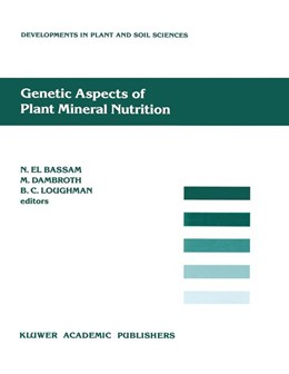Abbildung von El Bassam / Dambroth / Loughman | Genetic Aspects of Plant Mineral Nutrition | 1990 | Proceedings of the Third Inter... | 42