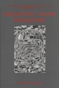 Abbildung von Brink / Düwell / Doorn / Eßbach | Geschichte - Politik - Philosophie | 2003