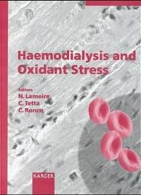 Abbildung von Ronco / Lameire | Haemodialysis and Oxidant Stress | 1999
