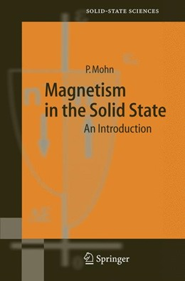 Abbildung von Mohn | Magnetism in the Solid State | 1st ed. 2003. Corr. 2nd printing | 2005 | An Introduction | 134
