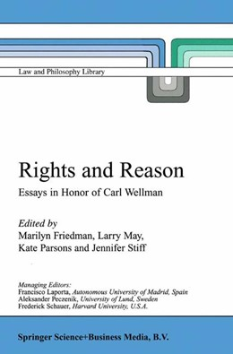 Abbildung von Friedman / May / Parsons / Stiff | Rights and Reason | 2000 | 44