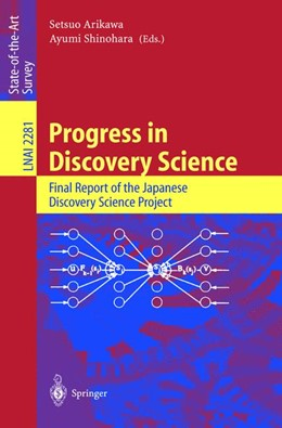 Abbildung von Arikawa / Shinohara | Progress in Discovery Science | 2002 | Final Report of the Japanese D...