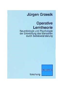 Abbildung von Grzesik | Operative Lerntheorie | 2002