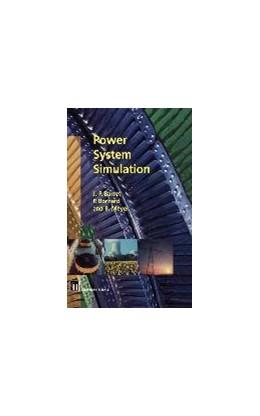 Abbildung von Barret / Bornard / Meyer | Power System Simulation | 1996