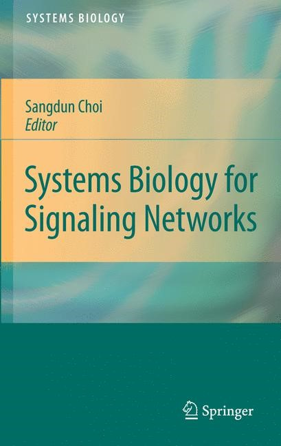 Abbildung von Choi   Systems Biology for Signaling Networks   2010