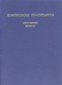 Abbildung von Schwennicke | Europäische Stammtafeln | 1999