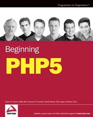 Abbildung von Mercer / Kent / Nowicki | Beginning PHP5 | 2004