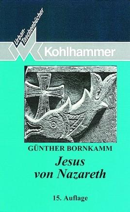 Jesus von Nazareth | Bornkamm | 15. Auflage, 1995 | Buch (Cover)