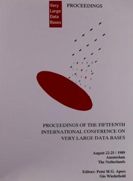 Abbildung von VLDB | Proceedings 1989 VLDB Conference | 1989 | 15th International Conference ...
