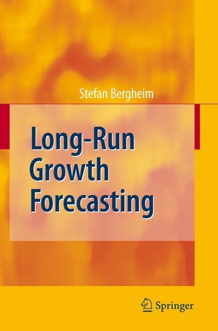 Abbildung von Bergheim | Long-Run Growth Forecasting | 2008