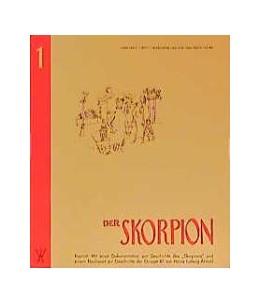 Abbildung von Richter   Der Skorpion   1991   Reprint des Jahrgangs 1, 1948,...