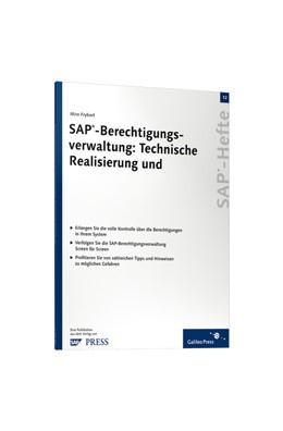 Abbildung von Frybort   SAP-Berechtigungsverwaltung: Technische Realisierung und Sicherheitsüberprüfung   2004   , Bd. 12
