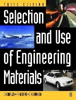 Abbildung von Crane / Charles / Furness | Selection and Use of Engineering Materials | 3rd edition | 1997