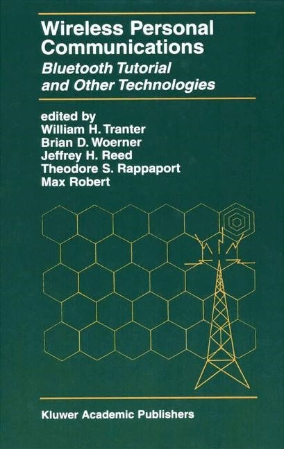 Abbildung von Tranter / Woerner / Reed / Rappaport / Robert | Wireless Personal Communications | 2002 | 2000