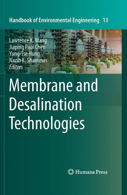 Abbildung von Wang / Chen / Hung / Shammas   Membrane and Desalination Technologies   2010
