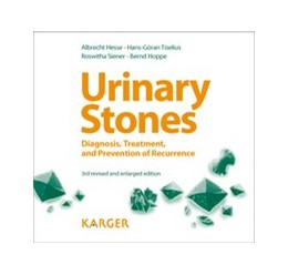 Abbildung von Hesse / Tiselius / Siener | Urinary Stones | 3rd, revised and enlarged edition | 2009 | Diagnosis, Treatment, and Prev...