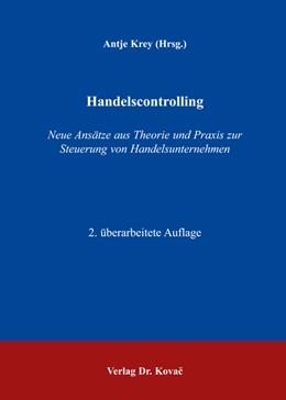 Abbildung von Krey   Handelscontrolling   2., überarb. Aufl.   2003   Neue Ansätze aus Theorie und P...   5