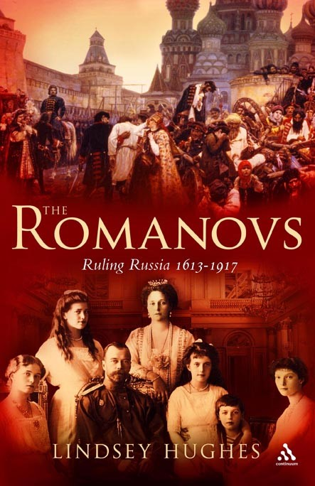 Abbildung von Hughes | The Romanovs | 2009