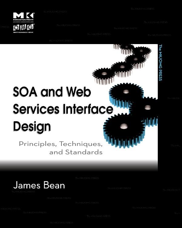 Abbildung von Bean | SOA and Web Services Interface Design | 2009