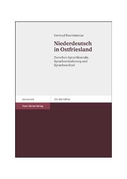 Abbildung von Reershemius | Niederdeutsch in Ostfriesland | 1. Auflage | 2005 | 119 | beck-shop.de