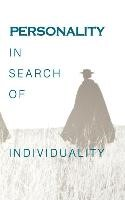 Abbildung von Brody | Personality in Search of Individuality | 1988