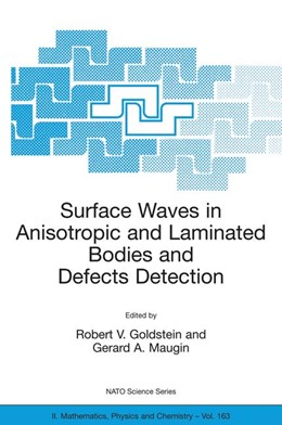 Abbildung von Goldstein / Maugin | Surface Waves in Anisotropic and Laminated Bodies and Defects Detection | 2004 | 163