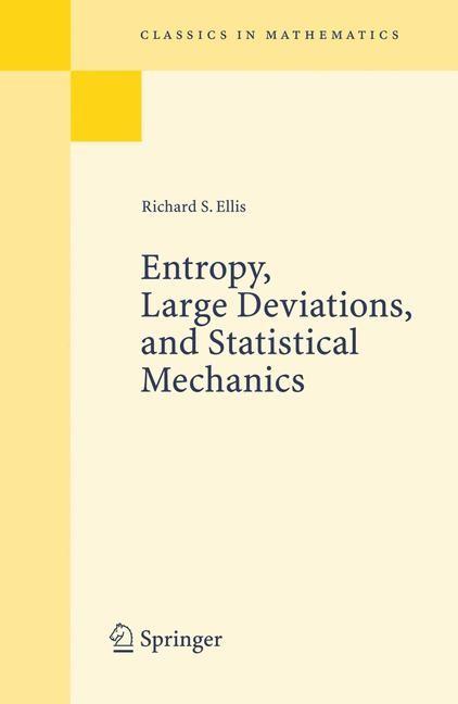 Abbildung von Ellis | Entropy, Large Deviations, and Statistical Mechanics | 2006 | 2005