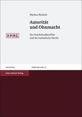 Abbildung von Büchele | Autorität und Ohnmacht | 2009