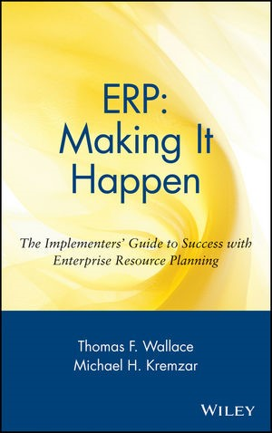Abbildung von Wallace / Kremzar | ERP: Making It Happen | 2001