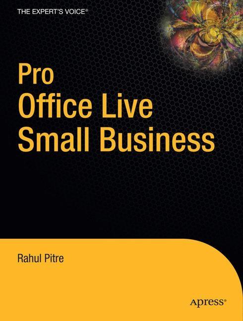 Abbildung von Pitre | Pro Office Live Small Business | 1st Edition. | 2010