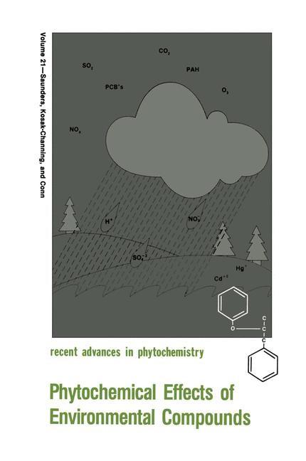 Abbildung von Saunders / Kosak-Channing / Conn | Phytochemical Effects of Environmental Compounds | 1987