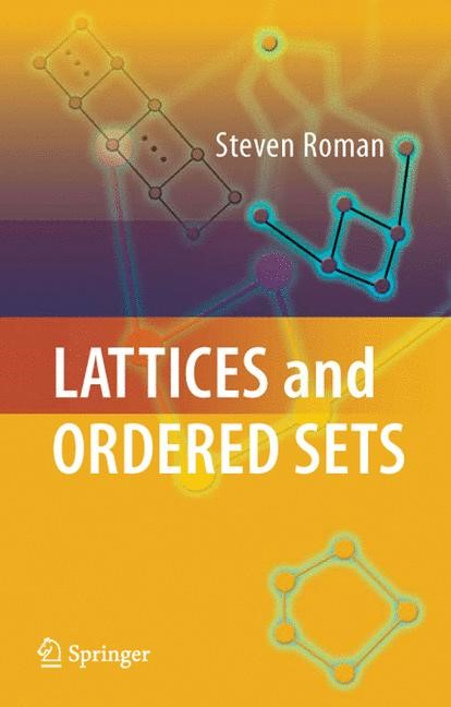 Abbildung von Roman   Lattices and Ordered Sets   2008